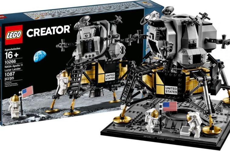 LEGO NASA Apollo 11 Lunar Lander