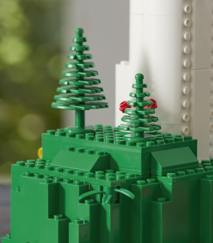 LEGO sustainable elements