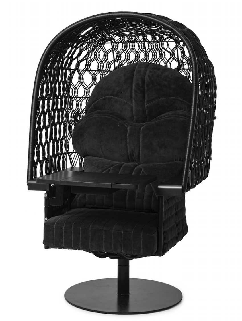 Vader Easy Armchair star wars furniture solo