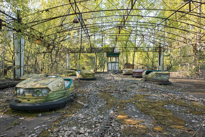 abandoned places theme park