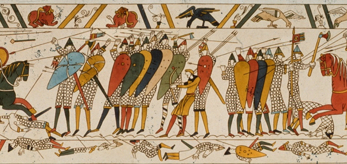 ancient drawing war