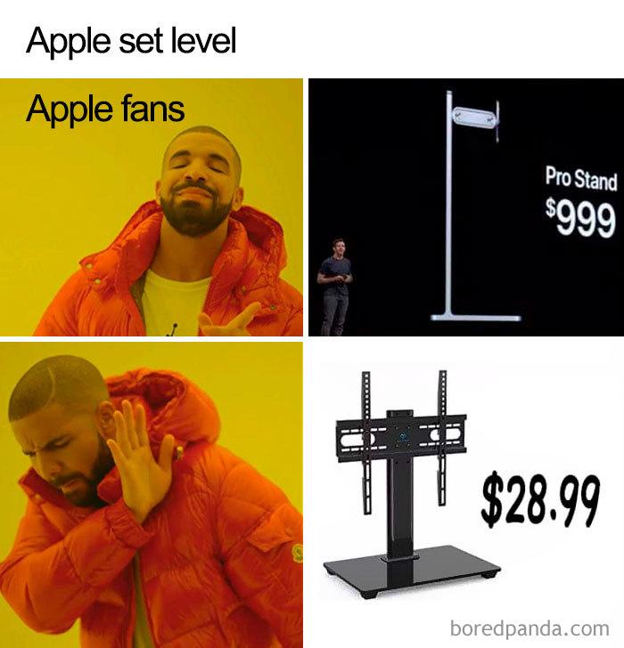 apple fans mac pro stand