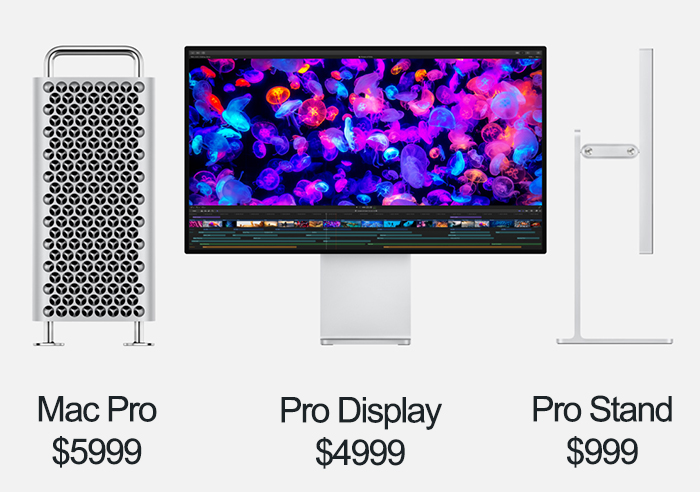 apple mac pro 2019 prices