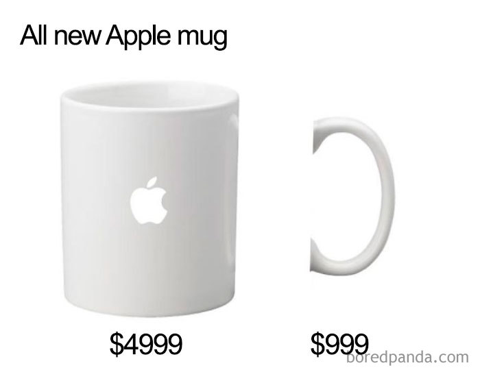 apple mug mac pro funny memes
