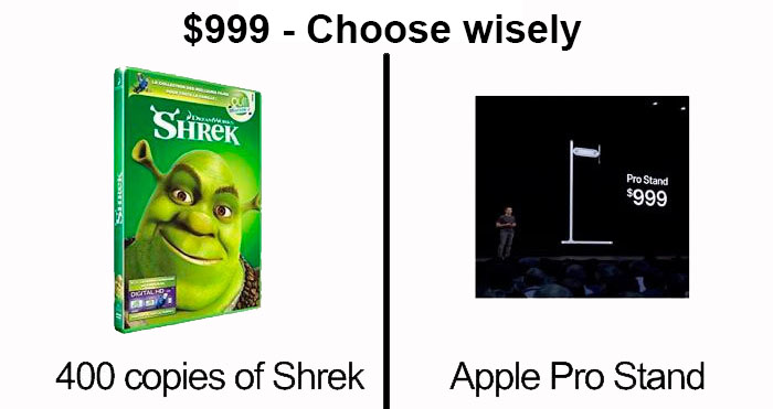 apple stand memes