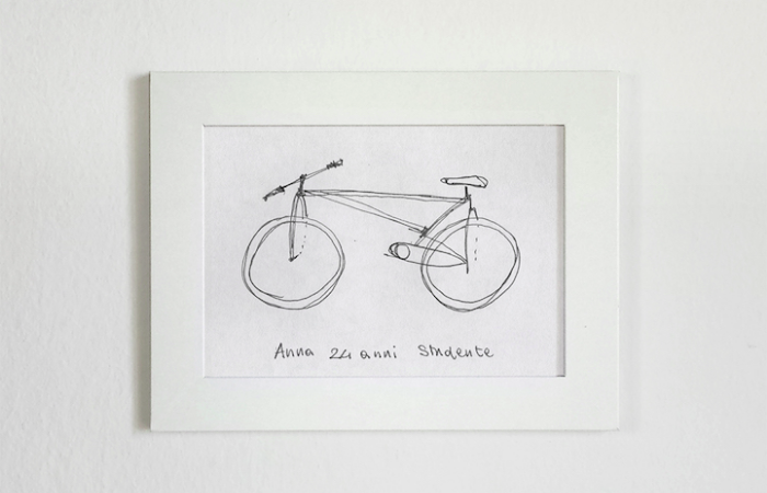 awkward sketch gianluca gimini velocipedia bicycles