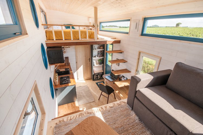 baluchon tiny house valhalla lofted spaces