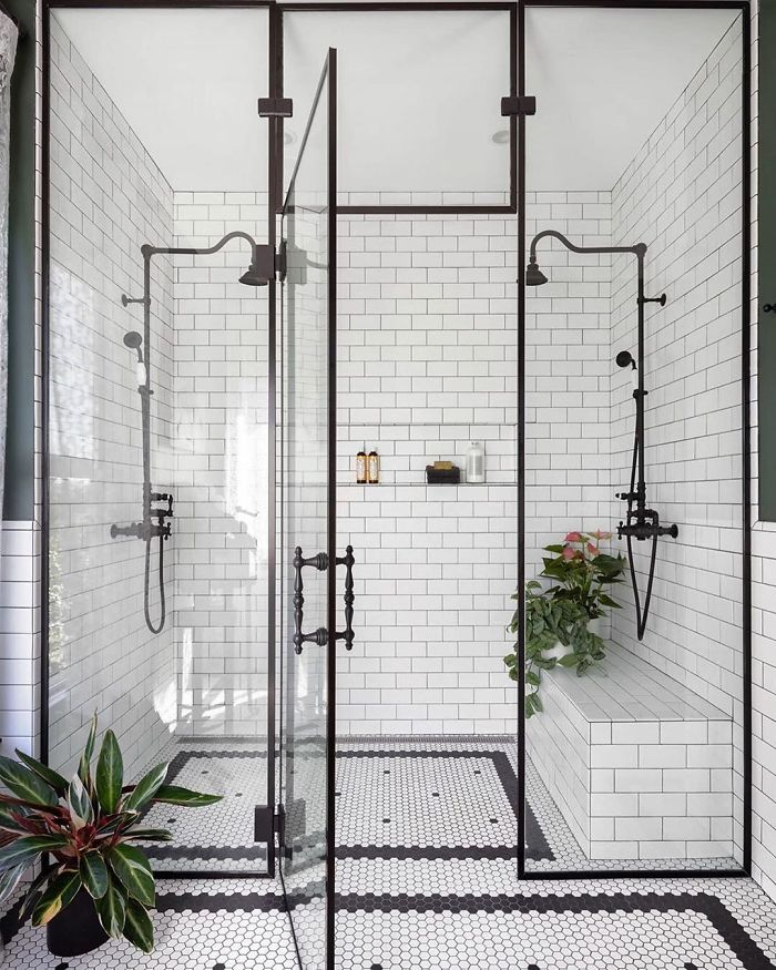 black and white bathroom unique furniture designs