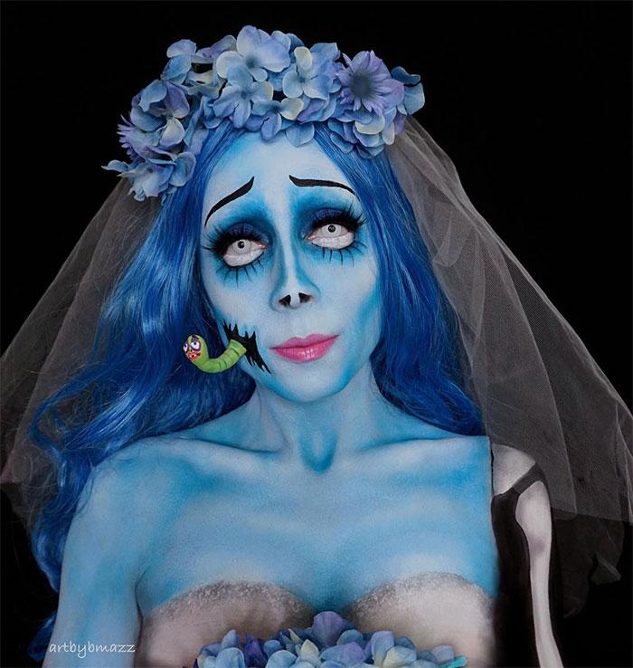 brenna mazzoni cosplay corpse bride