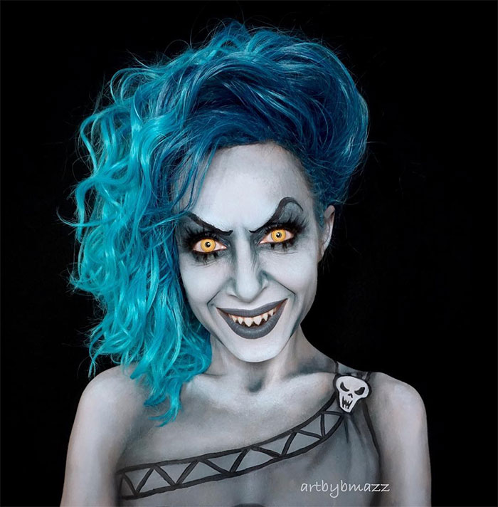 brenna mazzoni epic cosplay transformations hades
