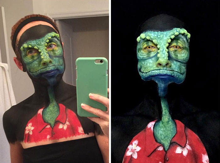 brenna mazzoni epic cosplay transformations rango
