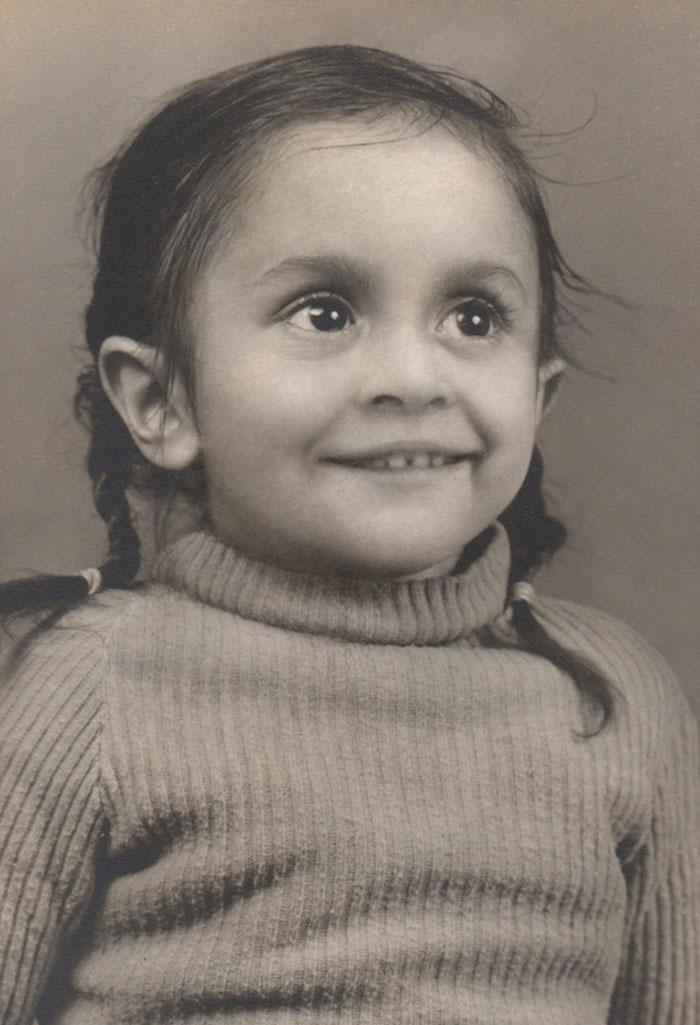 child restored photoshop photo restoration michelle spalding