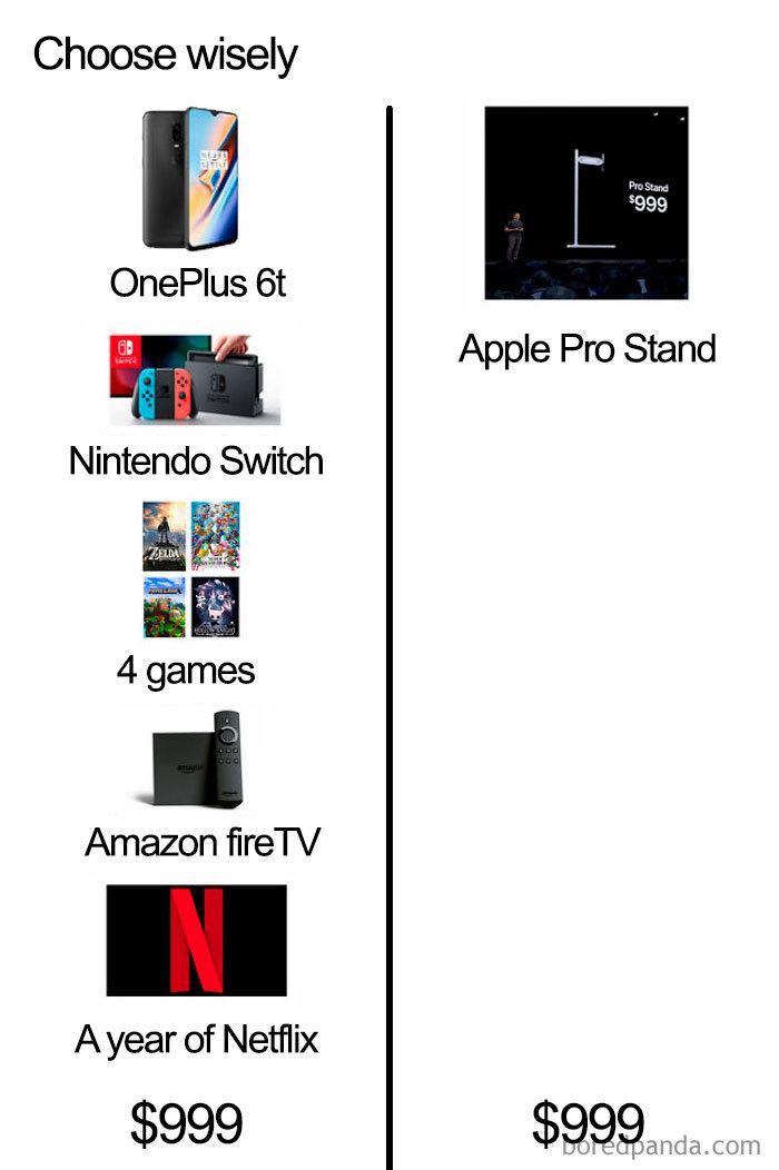 choose wisely apple mac pro memes