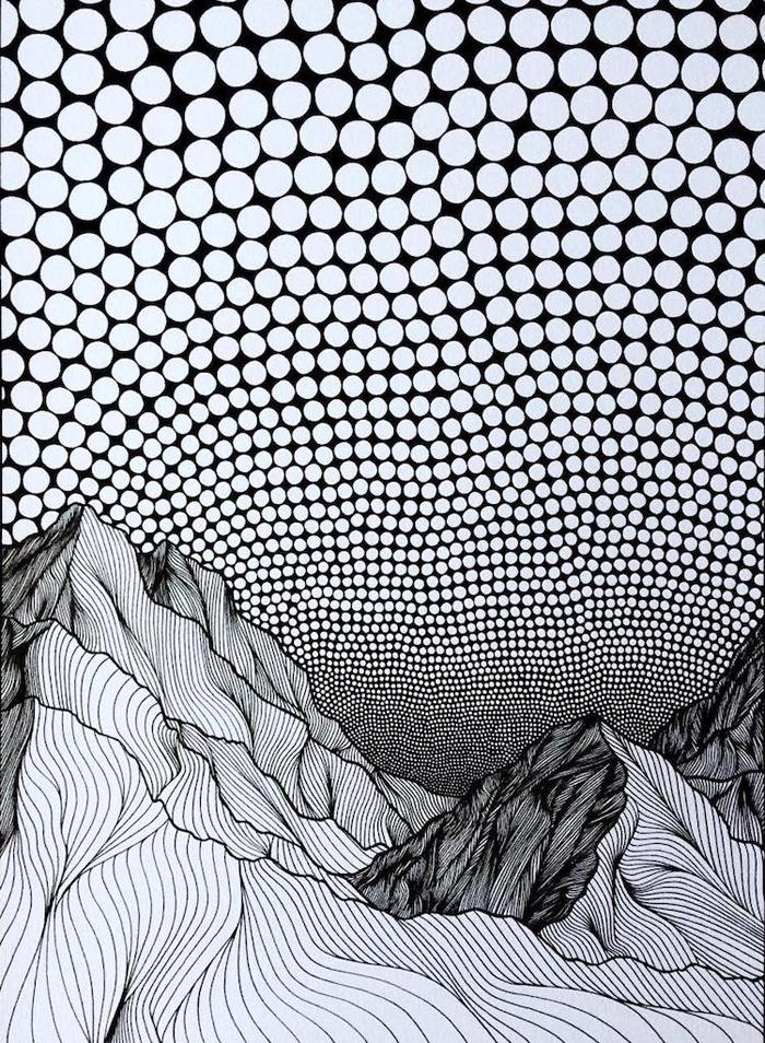 christa rijneveld lines dots