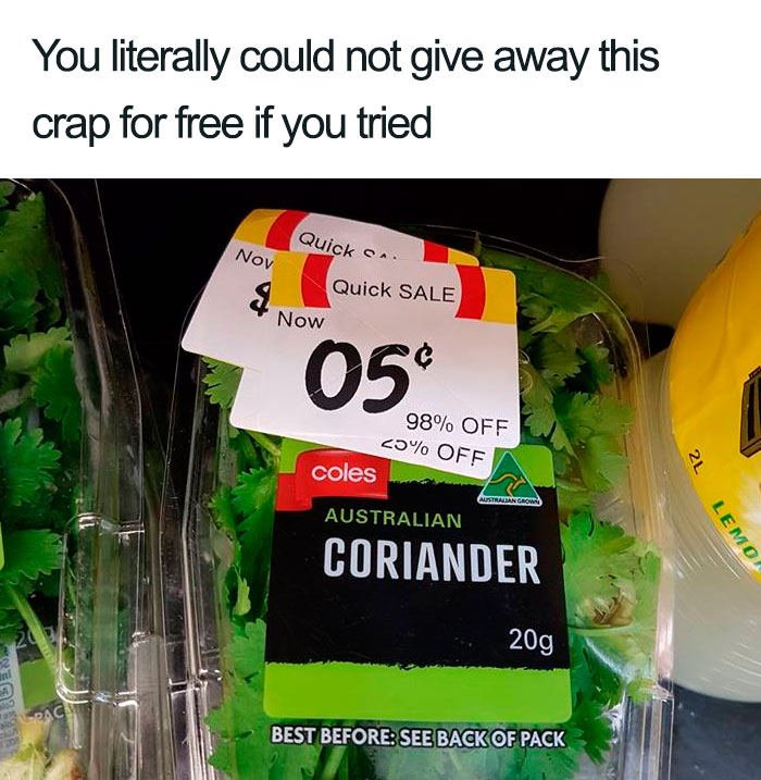 coriander haters funny memes eye discount price