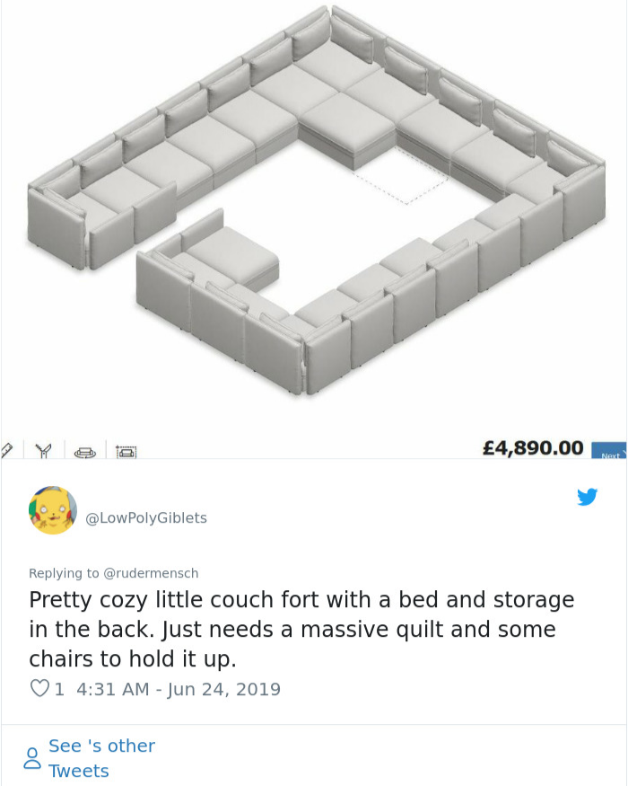 cozy little couch ikea planning tool building couch option responses