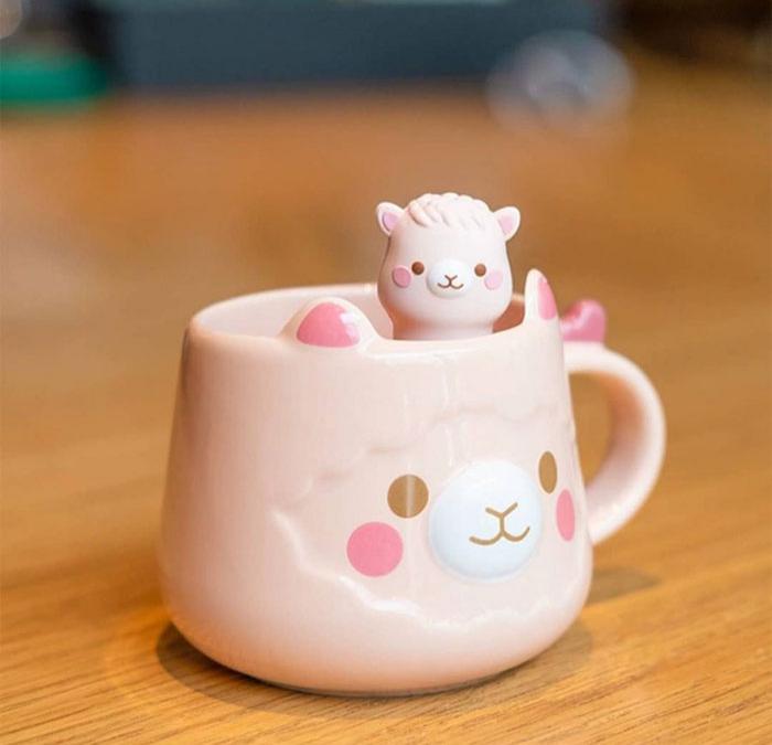 cute mug starbucks china merchandise summer collection 2019
