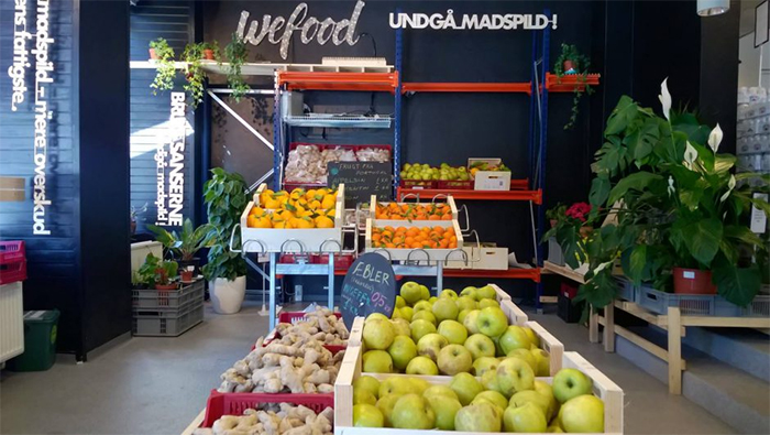 denmark wefood discounted foods