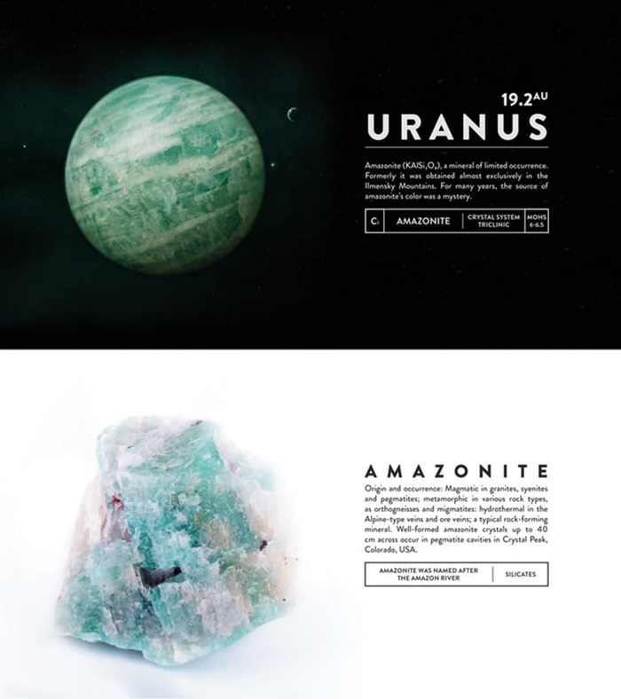 deskspace desk accessory uranus amazonite