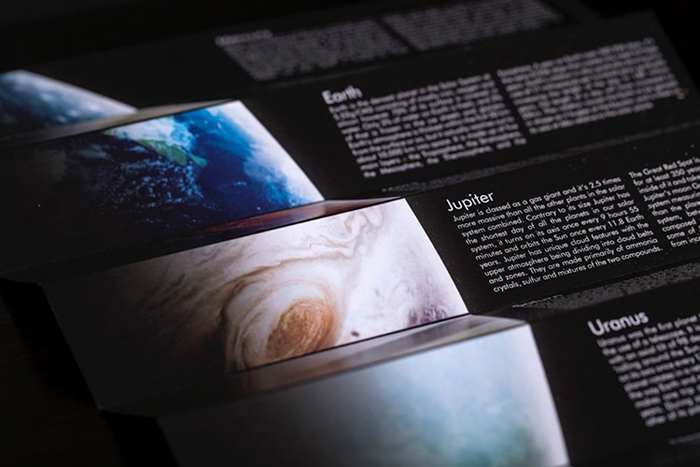 deskspace solar system set book