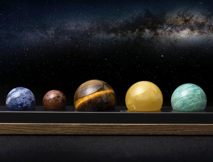 deskspace solar system set