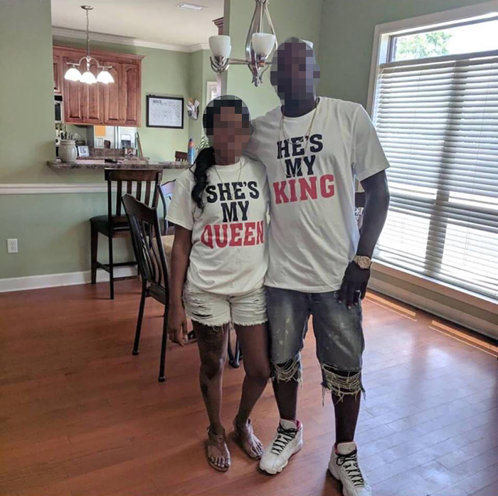 embarrassing moments couple shirt