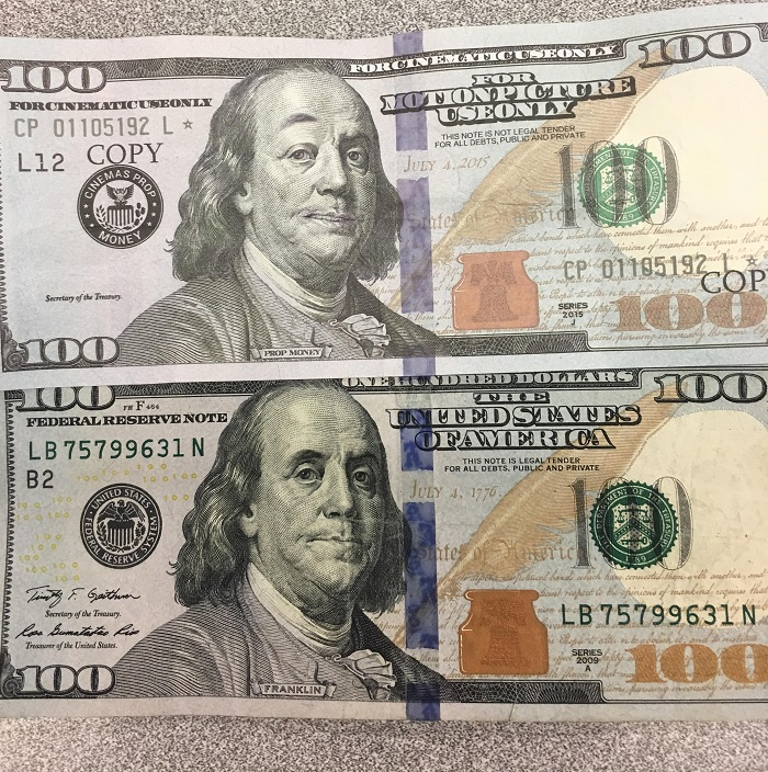 embarrassing moments fake money