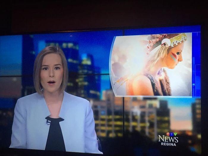 embarrassing moments missing aboriginal woman