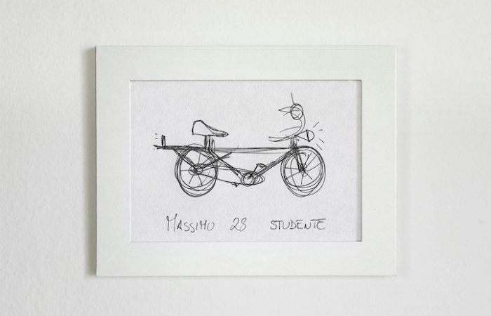 faulty sketch gianluca gimini velocipedia bicycles