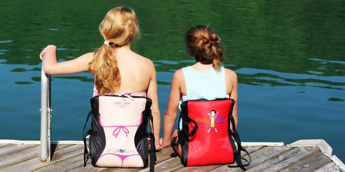 floaty pants life jacket flotation device