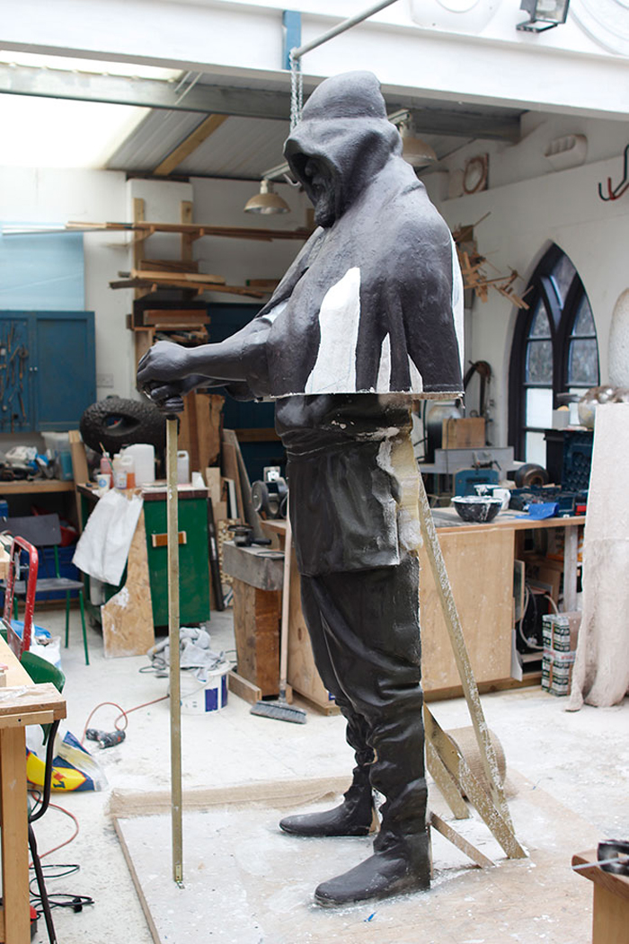 gallos sculpting process rubin eynon