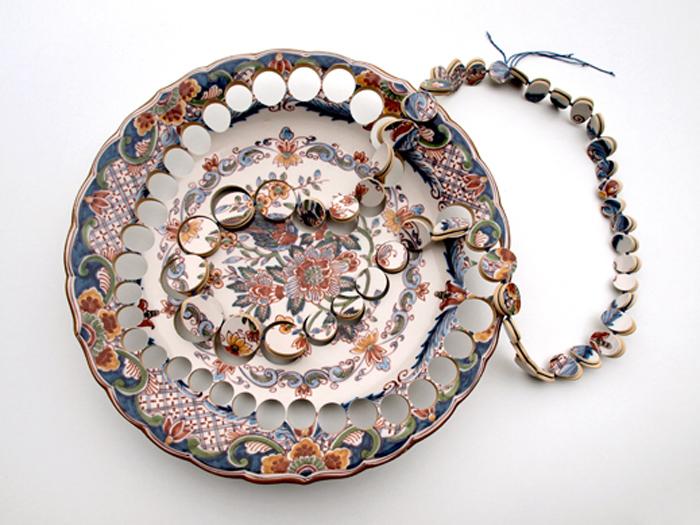 gesine hackenberg ceramic jewelry big makkum