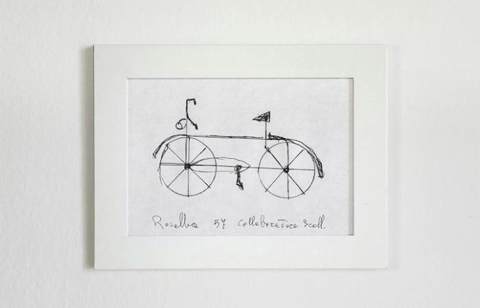 incorrect chain sketch gianluca gimini velocipedia bicycles