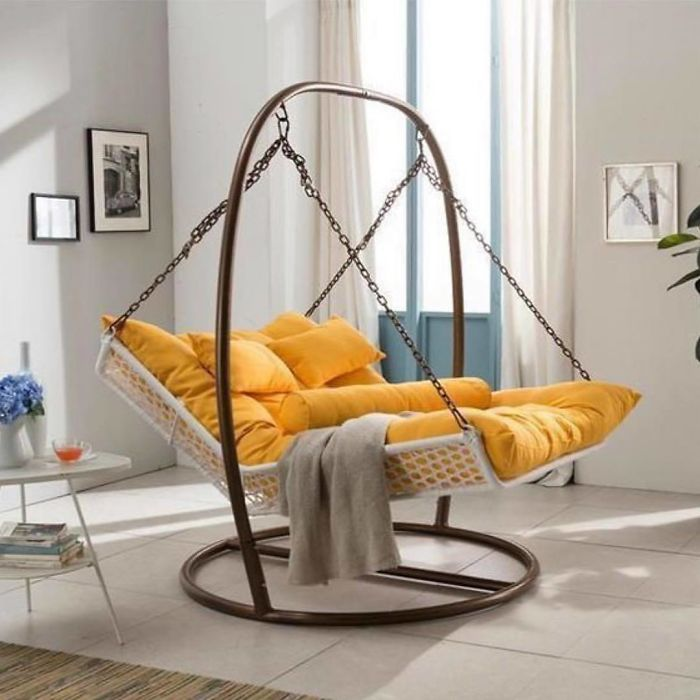 indoor hammock chair style swing unique furniture designs