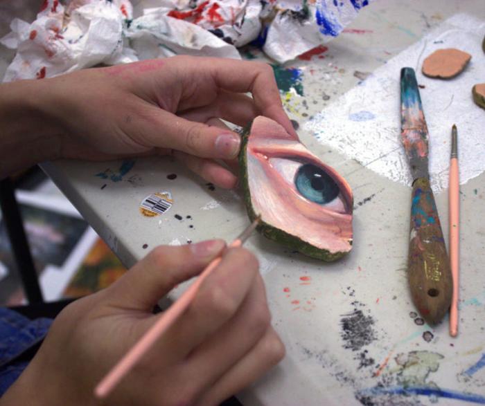 jeniffer allnutt painted rocks