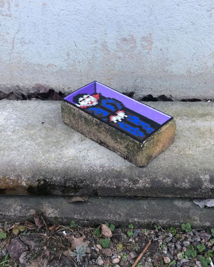 johan karlgren stunning pixel art dracula coffin