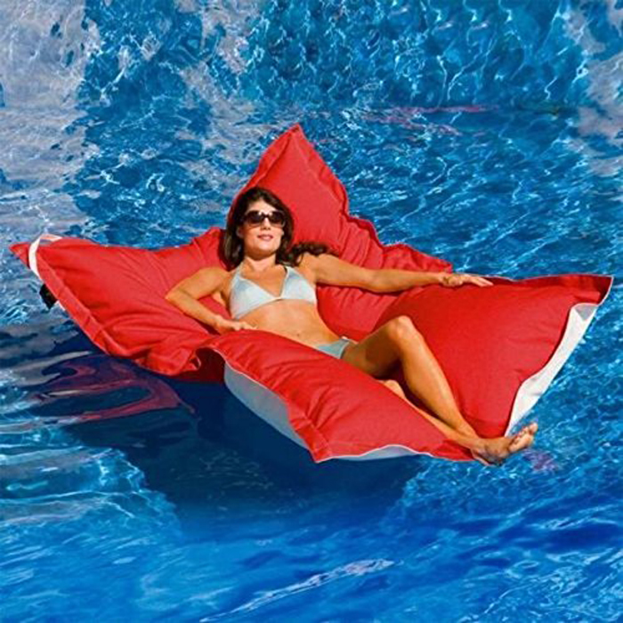 king kai lounger marine fabric floater