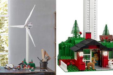 lego wind turbine