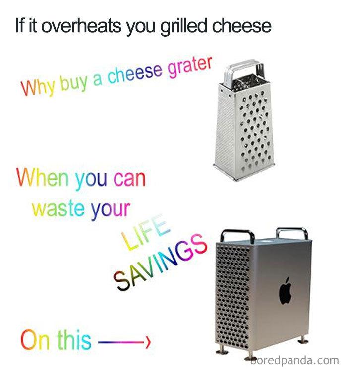 life savings wasted mac pro