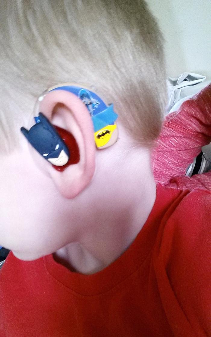 lugs batman hearing aids