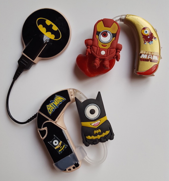 lugs decorative hearing aids for children