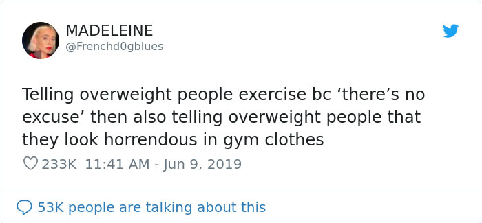 madeleine nike plus size mannequin reactions