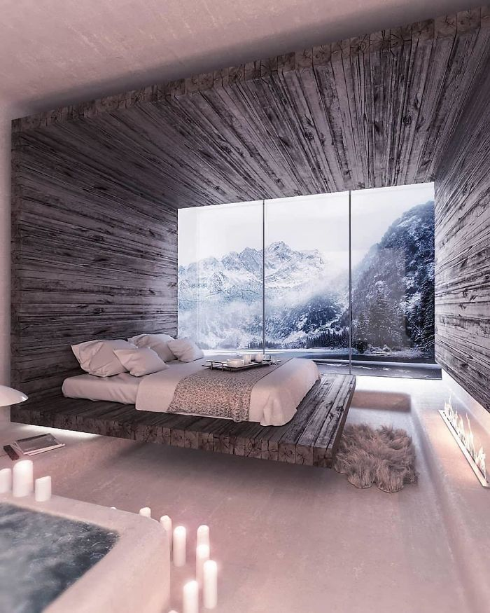 modern bedroom unique furniture designs