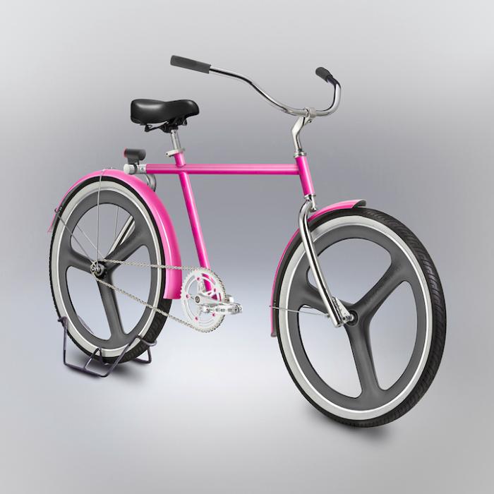pink gianluca gimini velocipedia bicycles