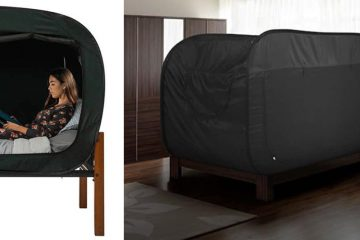 privacy bed tent