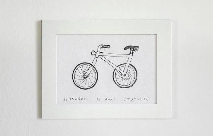 sample sketch gianluca gimini velocipedia bicycles