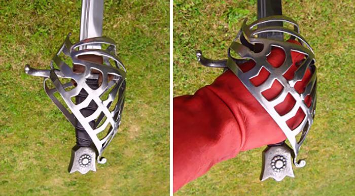 schiavona right-handed