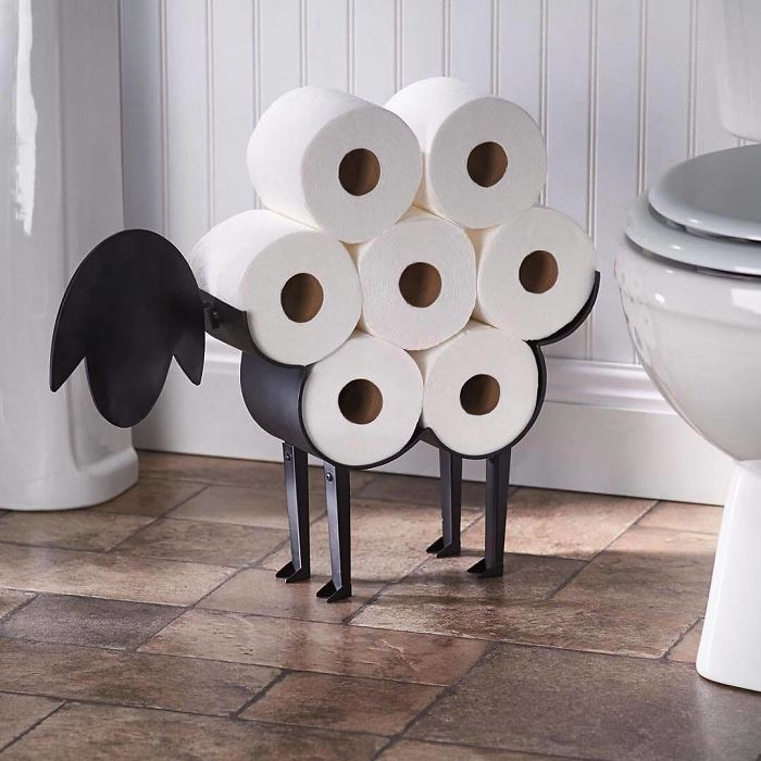 sheep toilet paper holder unique furniture designs