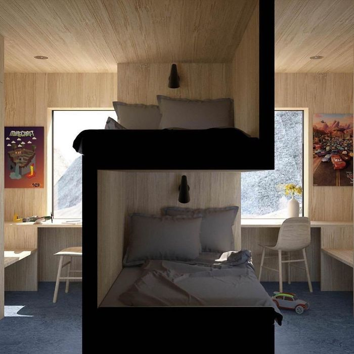 sibling bedroom unique furniture designs