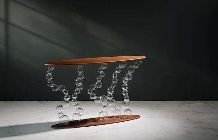 simone crestani blown glass sculptures bubbles